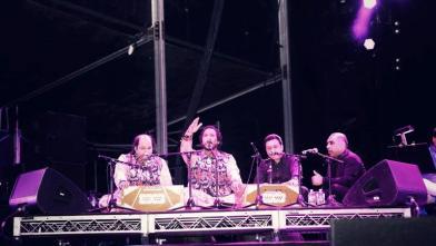 रिजवान और मुअज्जम ने कॉमनवेल्थ गेम्स में अपनी संगीतमय प्रस्तुति दी