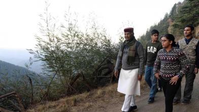 शिमला प्रवास पर राष्ट्रपति रामनाथ कोविंद