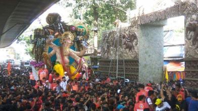 मुंबई में श्री गणेश उत्सव की भव्य तैयारियां