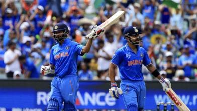 विश्व कप 2015 : भारत ने जीता 'पाकिस्तान'