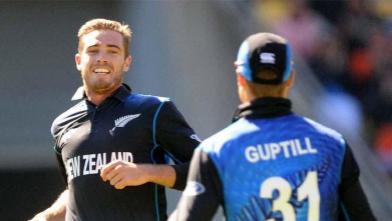विश्व कप 2015 : न्यूजीलैंड ने इंग्लैंड को आठ विकेट से हराया