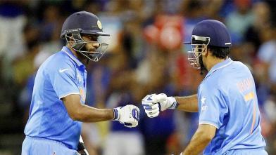 विश्व कप 2015 : भारत ने वेस्टइंडीज को चार विकेट से हराया