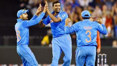 विश्व कप 2015 : भारत ने दक्षिण अफ्रीका को 130 रनों से हराया