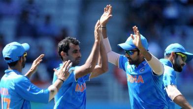 विश्व कप 2015 : भारत ने जिम्बाब्वे को हराया