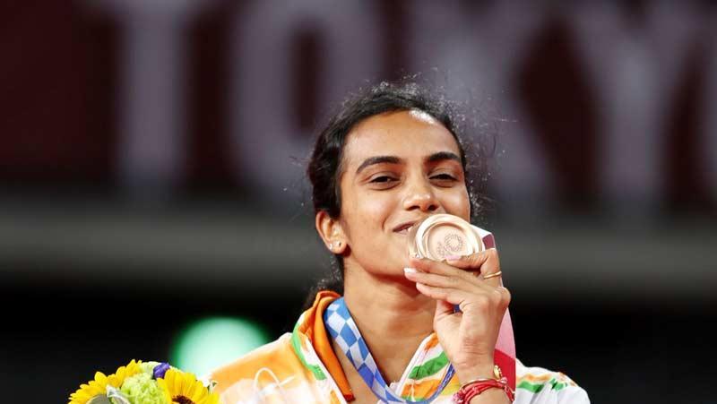 Tokyo Olympic 2020 : PV Sindhu ने रचा इतिहास
