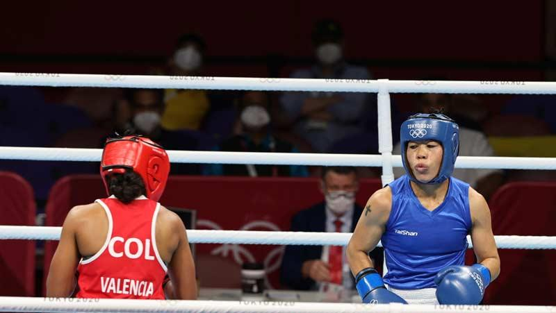 टोक्यो ओलंपिक 2020: मुक्केबाज मैरी कॉम हुई बाहर