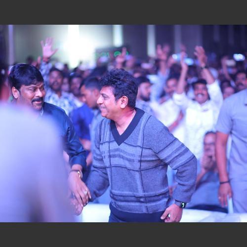 Sye Raa Bangalore Event Photos