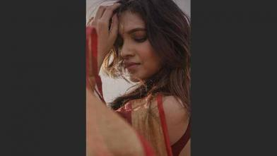 Latest clicks of Actress Vani Bhojan