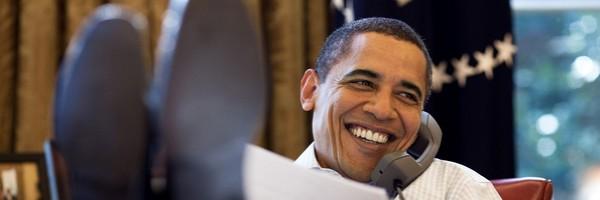 Barack Obama , America , Daniel Ek  , Spotify , ബരാക് ഒബാമ , ബിസിനസ് , ഡാനിയേല് ഇകെ , സ്പോട്ടിഫൈ , ഗോള്ഫ് കളി