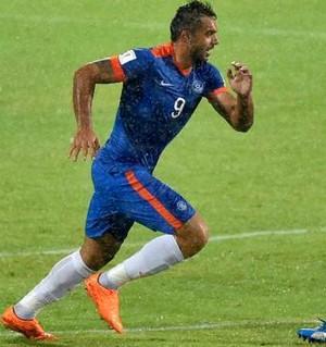 Robin Singh, India, Sreelanka, Football, റോബിന് സിംഗ്, സാഫ് കപ്പ്, ഇന്ത്യ, ശ്രീലങ്ക, സുനില് ഛേത്രി