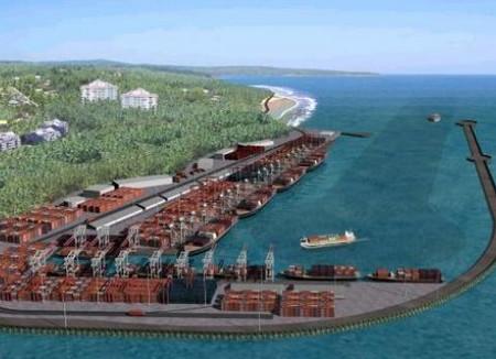 Vizhinjam port project , Vizhinjam , port project , Adani group , സന്തോഷ് മഹോപാത്ര , യുഡിഎഫ് , വിഴിഞ്ഞം , തുറമുഖ നിര്മ്മാണം