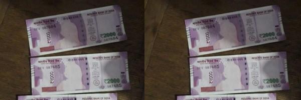 Demonetisation, Currency crisis, Scraping of notes ഷിയാപൂർ, മഹാത്മാ ഗാന്ധി, 2000 രൂപ നോട്ട്, നോട്ട് ക്ഷാമം