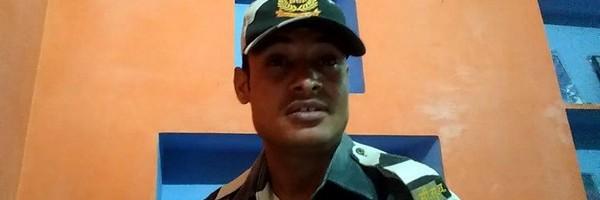 BSF Viral Video, BSF, ഗാന്ധിധാം, ബി എസ്, എഫ്, മദ്യം, വീഡിയോ