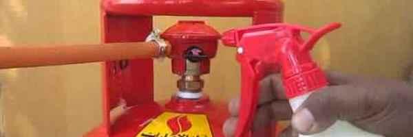 ഗ്യാസ് സിലിണ്ടര്, ഗ്യാസ് സിലിണ്ടര് ചോര്ച്ച, എല് പി ജി, LPG, leakage in a gas cylinder, gas cylinder