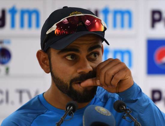 champions trophy 2017 , virat kohli , team india , muhammed amir , kohli statements , വിരാട് കോഹ്ലി , പാകിസ്ഥാന് , ഇന്ത്യ , ചാമ്പ്യന്സ് ട്രോഫി , കോഹ്ലി