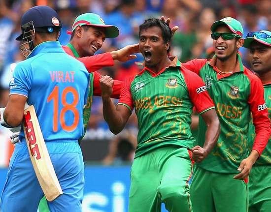champions trophy , ICC , India bangladesh match , virat kohli , dhavan , team india , kohli , ബംഗ്ലാദേശ് , ചാമ്പ്യന്സ് ട്രോഫി , ട്വന്റി- 20 , ശിഖര് ധവാന് , രോഹിത് ശര്മ്മ , ഇന്ത്യന് ടീം , വിരാട് കോഹ്ലി , ചന്ഡികാ ഹതുരുസിംഗ