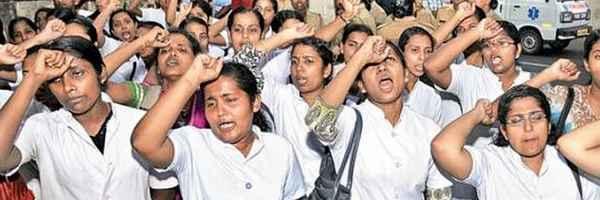 Kannur,  Private Hospital,  Nurse's Strike, കണ്ണൂര്, നഴ്സ് സമരം