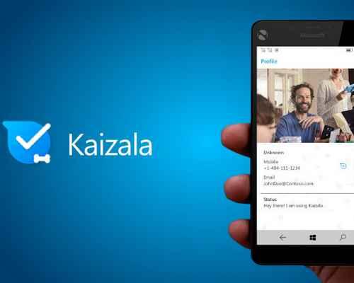 Whatsapp , Microsoft ,  Kaizala App ,  മൈക്രോസോഫ്റ്റ് ,  കൈസലാ ,  വാട്ട്സാപ്പ്