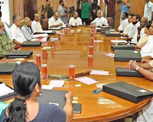 Pinarayi Vijayan , P Mohanan ,  LDF Govt , പി മോഹനന്, പിണറായി വിജയന് , എല്ഡിഎഫ് സര്ക്കാര്