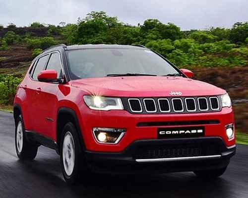 Jeep India , Jeep Compass , എസ് യു വി ,  ജീപ്പ് കോംപസ് , ജീപ്പ്