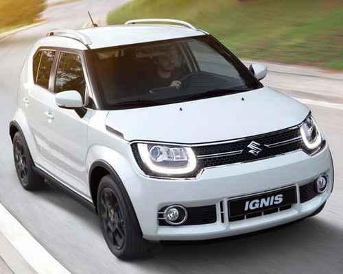 Maruti Ignis , Ignis ,  Maruti Ignis auto gear shift option , auto gear shift , മാരുതി സുസുക്കി , മാരുതി സുസുക്കി ഇഗ്നിസ്  , ഇഗ്നിസ്