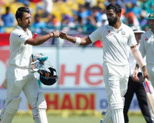 kl rahul,  Cheteshwar Pujara , Test ,  Cricket , ചേതേശ്വര് പൂജാര , കെഎല് രാഹുല് , ക്രിക്കറ്റ്
