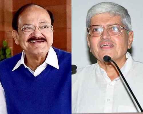 venkaiah naidu , Vice president , gopal krishna gandhi , വെങ്കയ്യ നായിഡു , ഉപരാഷ്ട്രപതി , ഗോപാല് കൃഷ്ണ ഗാന്ധി
