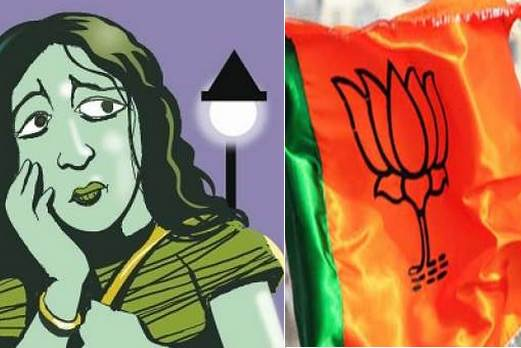 BJP , Vikas , arrest , IAS , Car , women , drinks , ബിജെപി , യുവതി , മദ്യലഹരി , വികാസ് ബരാല , ആഷിഷ് കുമാര്
