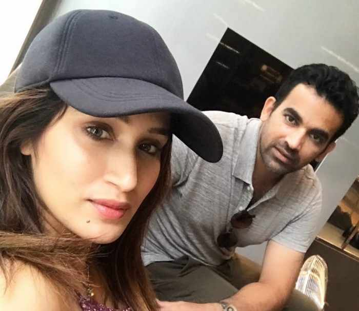 zaheer khan , sagarika , IPL , team india , india , cricket , sagarika ghatge , Actress Sagarika , wedding plans , സാഗരിക ഖഡ്ഗേ , സഹീര്ഖാന് , സോഷ്യൽ മീഡിയ , ബോളിവുഡ് , ഐപിഎല് , ക്രിക്കറ്റ്