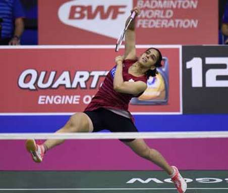Saina Nehwal , Badminton World Championships , Badminton , Sindhu , Saina , Nozomi Okuhara , സൈന നെഹ്വാൾ , നൊഷോമി ഒക്കുഹര , ലോക ബാഡ്മിന്റണ് ചാമ്പ്യൻഷിപ്പ് , സൈന , പിവി സിന്ധു