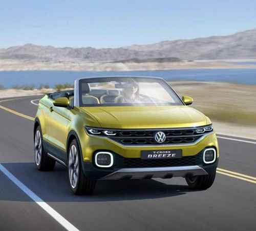 T-Corss Breeze Concept ,  T-cross ,  Volkswagen  ,  ഔഡി Q2 ,  ഫോക്സ്വാഗണ് ,  ടി-ക്രോസ് ,  ടി-റോക്ക്