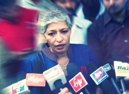 Gauri Lankesh murder , Gauri Lankesh , RSS , BJP , Narendra modi , ബിജെപി , ഗൗരി ലങ്കേഷ് , ഹിന്ദുത്വ വാദം , വർഗീയ വാദി