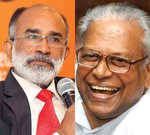 Alphons Kannanthanam ,  V S Achuthanandan ,  Cabinet reshuffle ,  Pinarayi Vijayan ,  വി.എസ്. അച്യുതാനന്ദന് ,  അൽഫോൻസ് കണ്ണന്താനം ,  പിണറായി വിജയന്