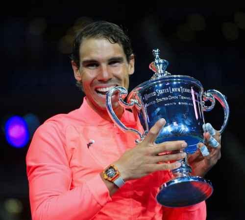 Rafael Nadal ,  US Open Tennis ,  Kevin Anderson ,  റഫേൽ നദാല് ,  കെവിൻ ആൻഡേഴ്സന് , യുഎസ് ഓപ്പൺ