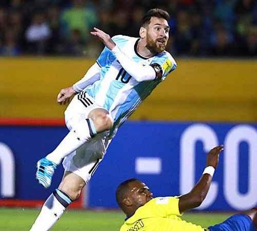 Lionel Messi ,  Argentia ,  Fifa world cup 2018 , Russia ,  അർജന്റീന ,  റഷ്യ , ലോകകപ്പ് , മെസി , മെസി മാജിക്ക്
