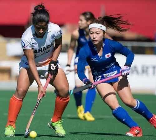 Asia Cup Hockey , India  , Japan ,  Hockey , ഏഷ്യാകപ്പ് വനിതാ ഹോക്കി ,   ഹോക്കി , ഇന്ത്യ , ജപ്പാന്