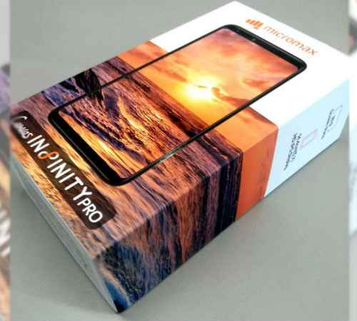 micromax , Canvas Infinity Pro ,  Micromax Canvas Infinity Pro , news , smartphones , സ്മാര്ട്ട്ഫോണ്  ,  മൈക്രോമാക്സ് ,  മൈക്രോമാക്സ് കാന്വാസ് ഇന്ഫിനിറ്റി പ്രൊ , മൈക്രോമാക്സ് കാന്വാസ് ഇന്ഫിനിറ്റി