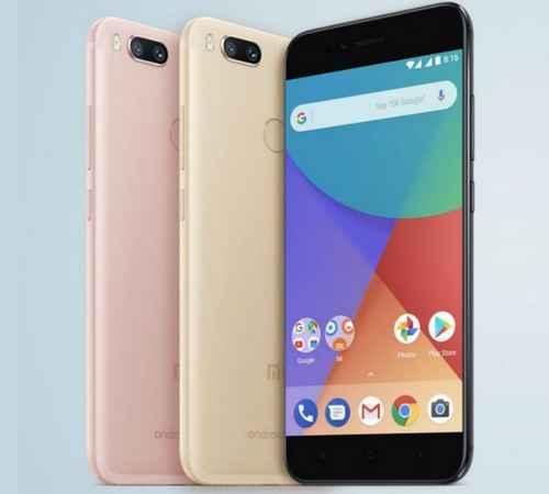 Xiaomi Mi A1 , Smartphone , Mobile , Xiaomi , ഷവോമി എംഐ എ1 റോസ് ഗോള്ഡ് വേരിയന്റ് ,  ഷവോമി എംഐ എ1 , ഷവോമി , സ്മാര്ട്ട്ഫോണ് , മൊബൈല്