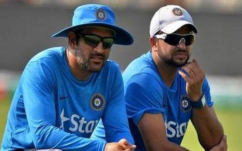 MS Dhoni , suresh raina , team india , cricket , Virat kohli , dhoni , സുരേഷ് റെയ്ന , മഹേന്ദ്ര സിംഗ് ധോണി , ധോണി
