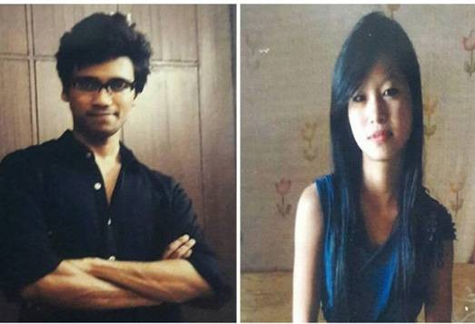 arunachal girl , crime , women , police , ജെന്റി ബെല്ല്യ , അഹ്തര് ഹസ്സന് , ഫേസ്ബുക്ക് , ക്രൈംബ്രാഞ്ച്