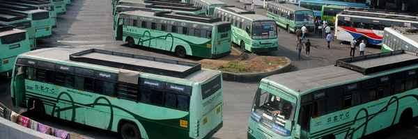 Tamil Nadu , Bus Fares , MTC , തമിഴ്നാട് , ബസ് ചാര്ജ് , എംടിസി