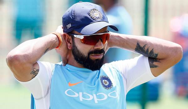 Virat kohli injured , Virat kohli , team india , cricket , England , BCCI , ബി സി സി ഐ , വിരാട് കോഹ്ലി , കോഹ്ലി , സറേ , ഇംഗ്ലണ്ട്