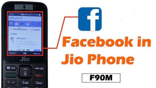 Facebook , Jio phones , Jio , mobile phones , social media , ജിയോ കൈ , ജിയോ ഫോണ് , സോഷ്യല് മീഡിയ , ആകാശ് അംബാനി , KAI OS