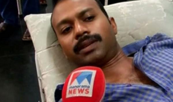 attack police driver , ADGP , Sudesh kumar , police , എഡിജിപി  , സുദേഷ് കുമാര് , മര്ദ്ദനം , പൊലീസ് , ഗവാസ്കര്