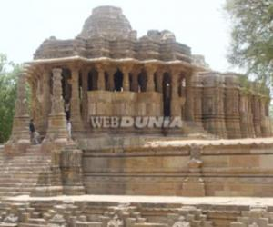 മൊധേരയിലെ സൂര്യ ക്ഷേത്രം