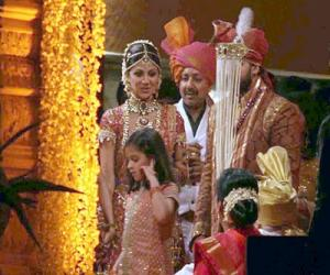 ശില്പ്പ ഷെട്ടിയുടെ വിവാഹം