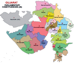 gujarat loksabha election