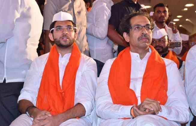 uddhav and aditya
