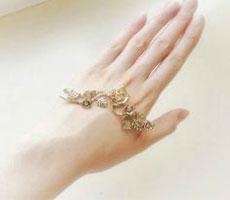 Palm cuff