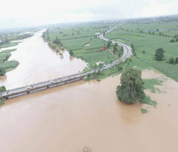 kolhapur panchganga river